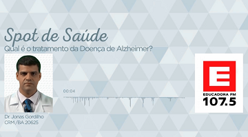 Qual é o tratamento da doença de Alzheimer?