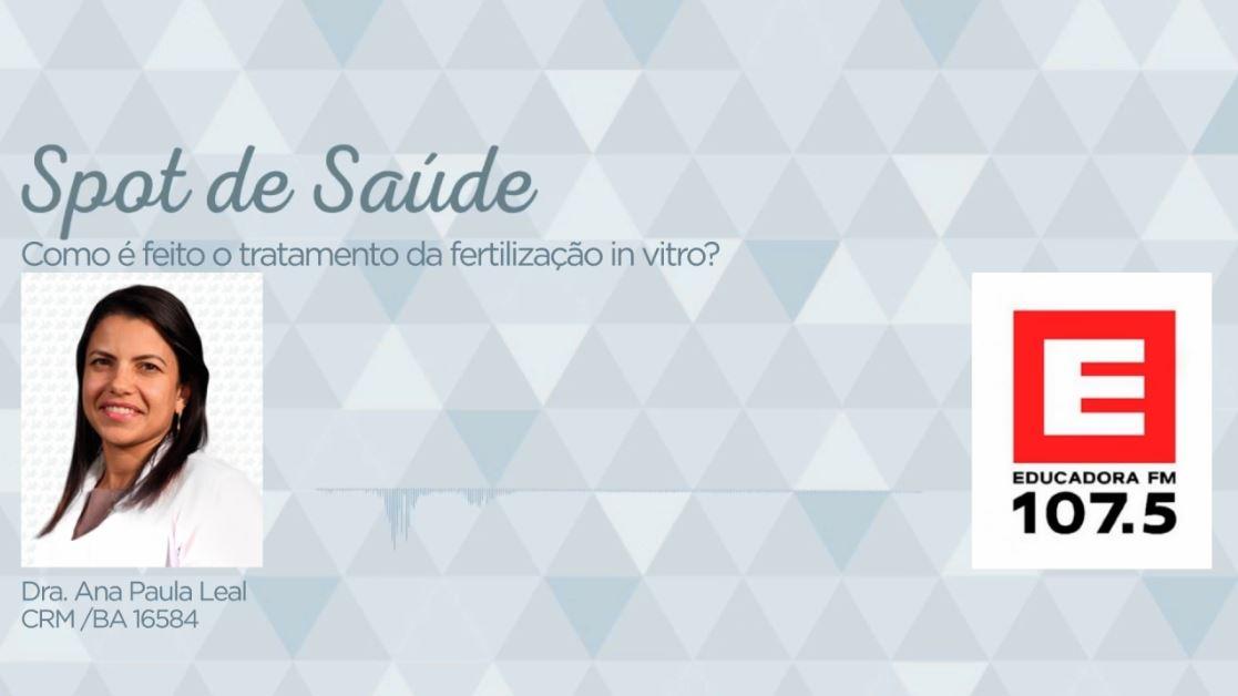 Como é feito o tratamento da fertilização in vitro?
