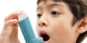 Suporte a pacientes com asma