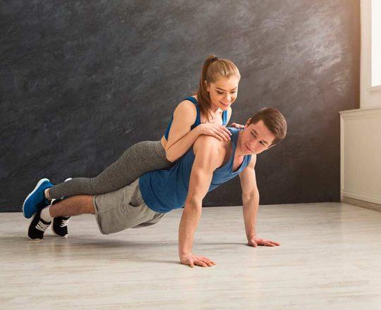 Atividade física pode ajudar a melhorar o desempenho sexual