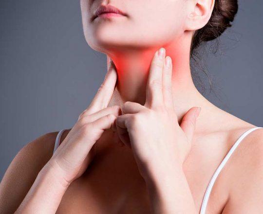 Autoexame da tireoide pode detectar nódulos