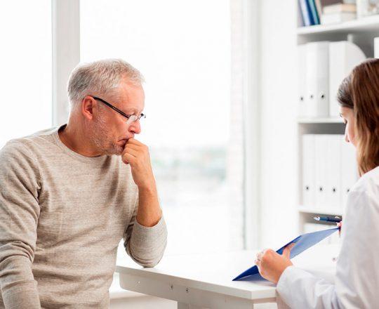 Câncer de Próstata: Nenhum exame substitui o toque retal