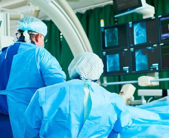 Câncer pode ser tratado com radiologia intervencionista