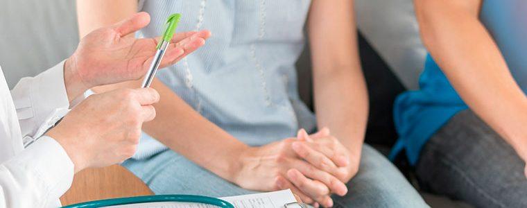 Casal divide, igualmente, a responsabilidade pela infertilidade conjugal