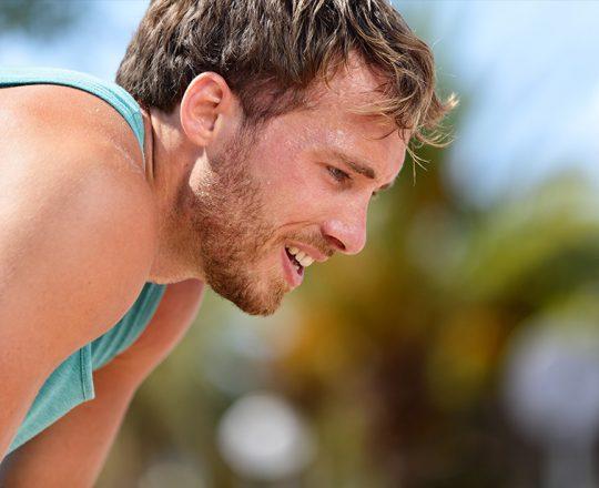 Exercício em excesso pode causar envenenamento do sangue