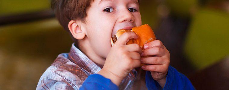 Fast-food pode afetar desenvolvimento ósseo nos primeiros anos de vida