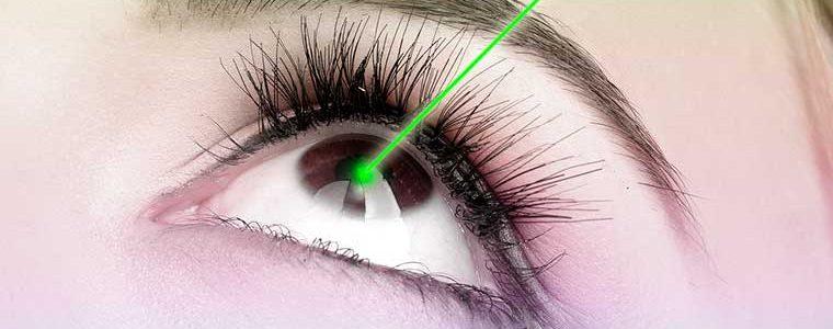 Fique livre dos óculos: Cirurgia à laser corrige miopia em minutos