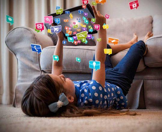 Infância Digital: Nova era requer cuidado redobrado com as crianças