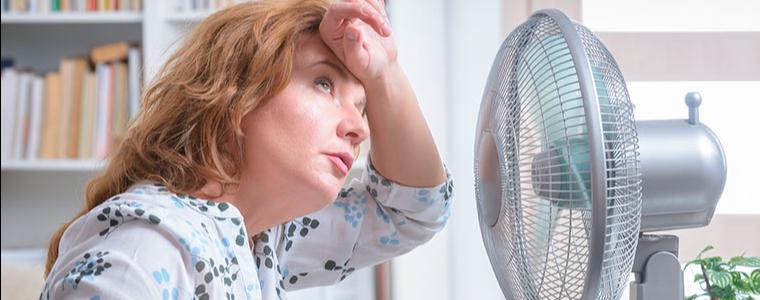 Reposição hormonal alivia os sintomas causados pela menopausa