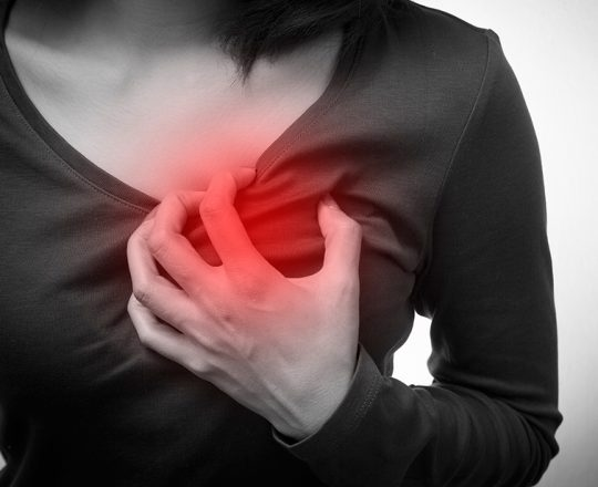 Mamografia digital pode ajudar a prevenir doenças cardíacas