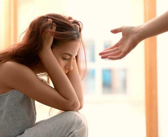 Não subestime a gravidade da depressão