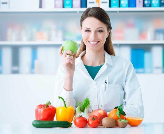 O papel da nutrição no emagrecimento saudável do paciente