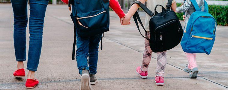 O uso de mochilas e os possíveis casos de escoliose