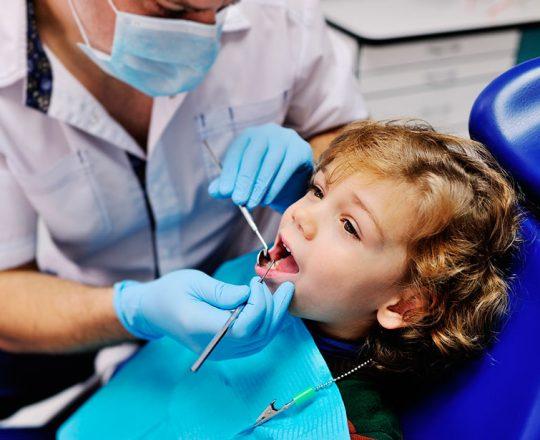 Ortodontia Infantil: Quando a criança deve colocar aparelho nos dentes?