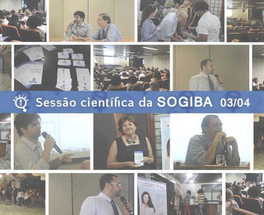Patologias benignas das mamas foi tema da 2ª sessão científica da SOGIBA