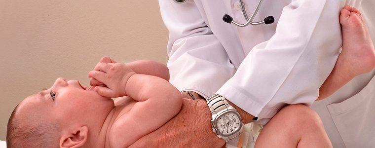 Recém-nascido: A primeira consulta ao pediatra
