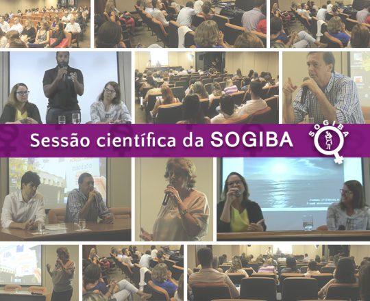 Sessão científica da SOGIBA lança novidade em 2017