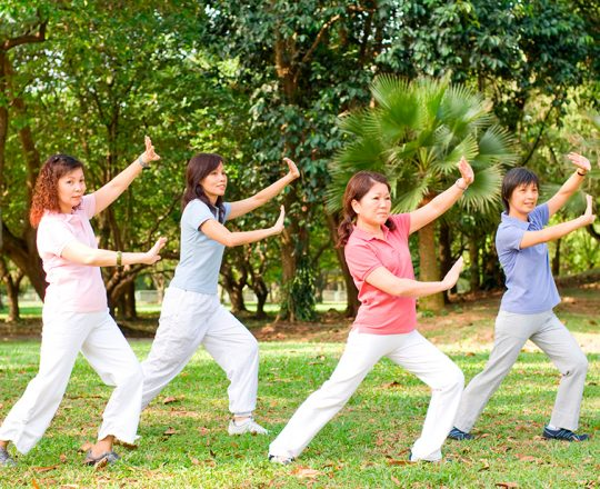 Tai Chi: exercício chinês é bom para o coração
