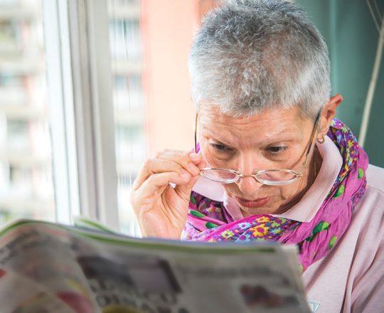Você sabe o que é a Degeneração Macular Relacionada à Idade?