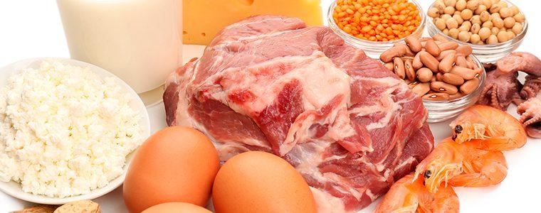 Você sabe o que é e quais alimentos contêm proteína?
