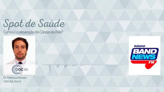 Como é a prevenção do Câncer de Pele?