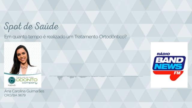 Em quanto tempo é realizado um Tratamento Ortodôntico?