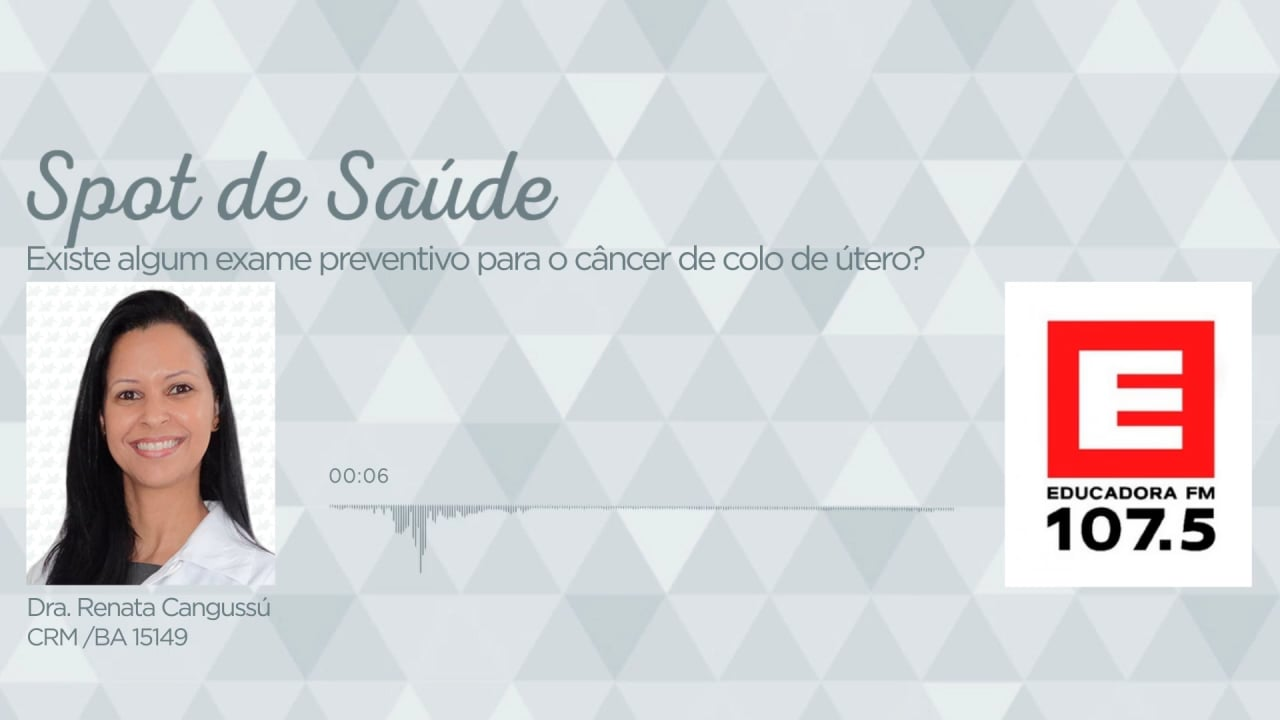 Existe algum exame preventivo para o câncer de colo de útero?