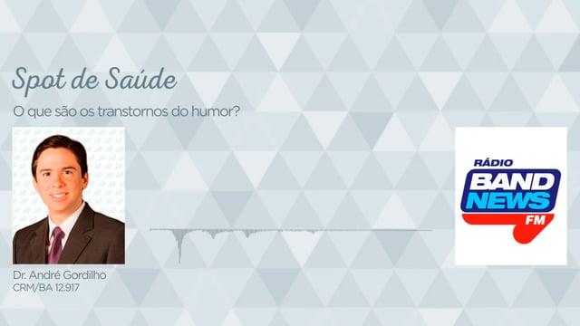 O que são os transtornos do humor?