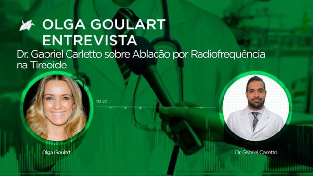 Tema: Ablação por Radiofrequência na Tireoide