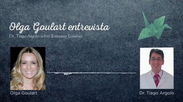 Tema: Estenose Lombar