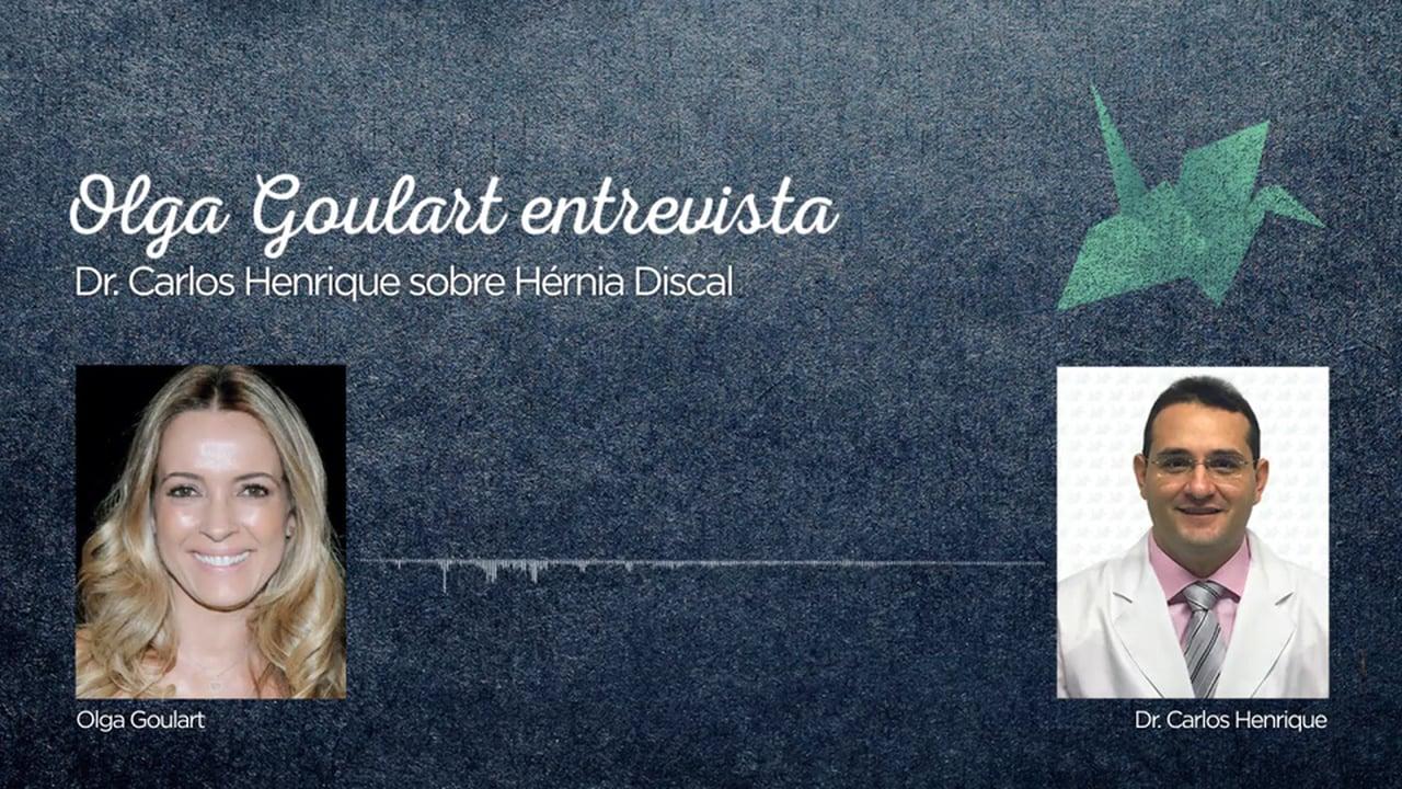 Tema: Hérnia Discal