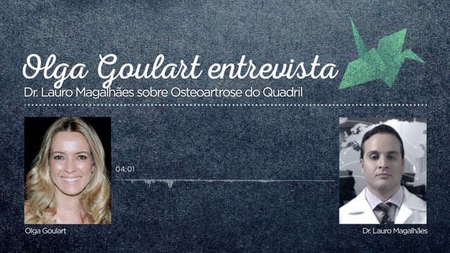 Tema: Osteoartrose do Quadril