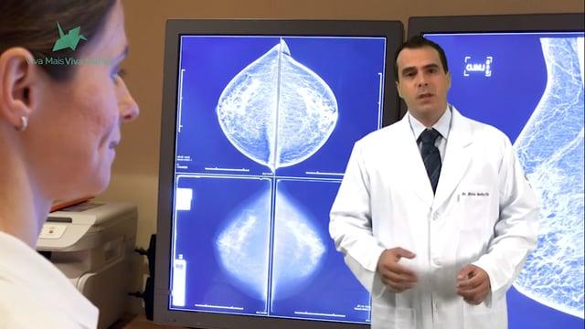 A mulher que faz mamografia tem maior risco de desenvolver câncer por causa da radiação?