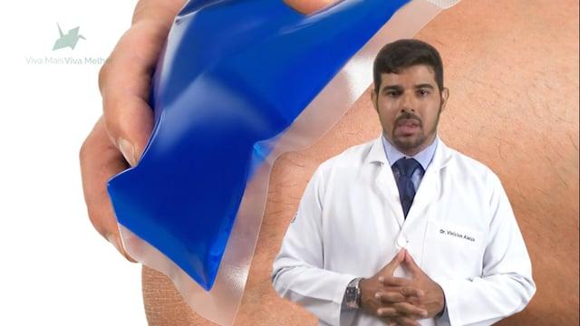 Como é feita a aplicação do ácido hialurônico e Quantas aplicações são necessárias para que o paciente sinta a melhora?