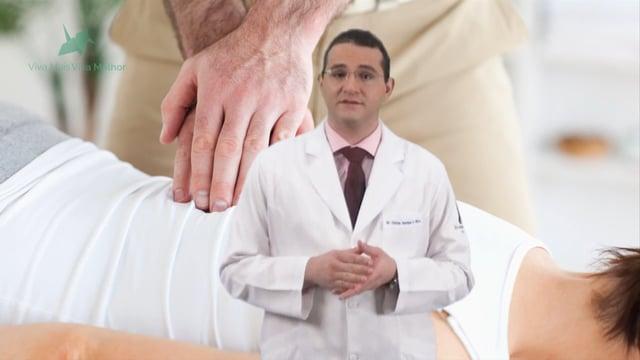 Como é o tratamento cirúrgico da hérnia de disco lombar?
