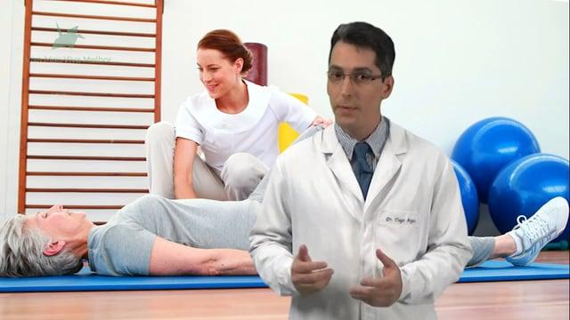 Como é o tratamento da estenose lombar?