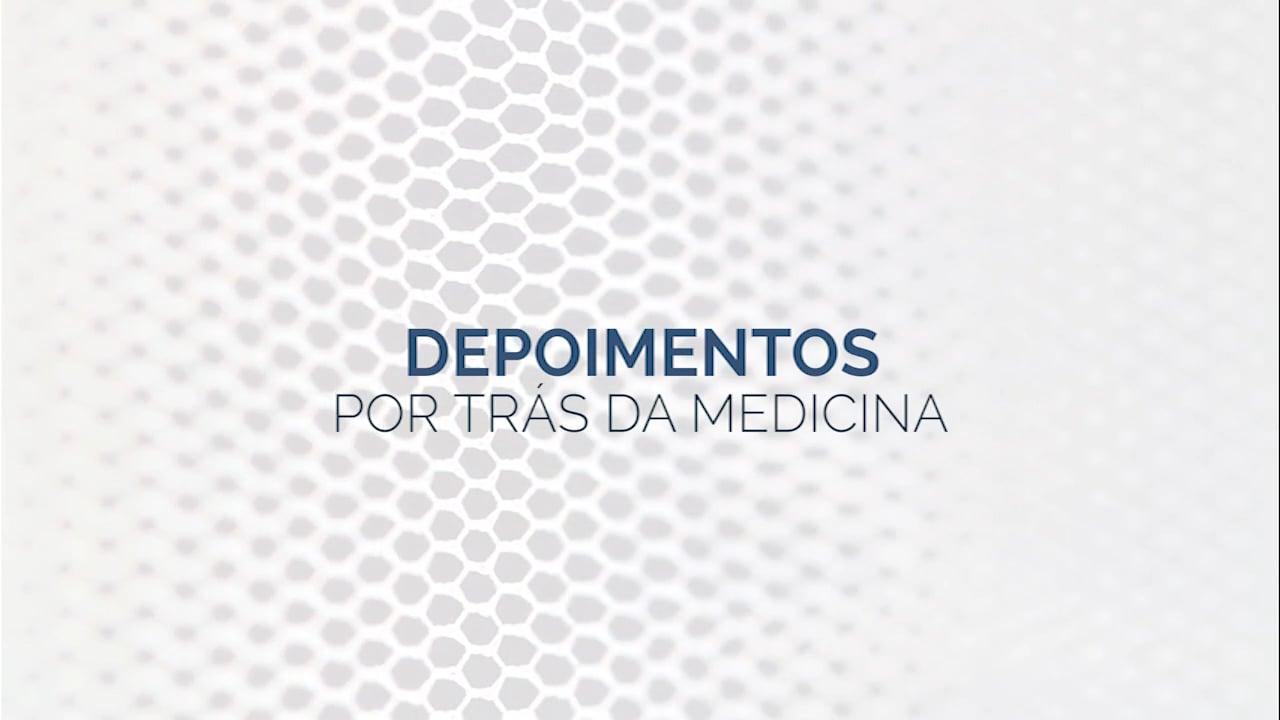 Depoimento por trás da Medicina – Dr. Alexandre Albuquerque