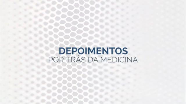Depoimento por trás da Medicina – Dr. Herbert Almeida