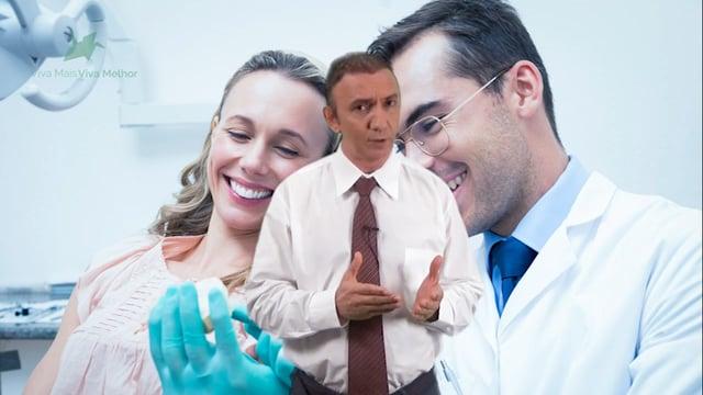 Existe um número mínimo ou máximo de dentes que podem ser revestidos com as lentes de contato?