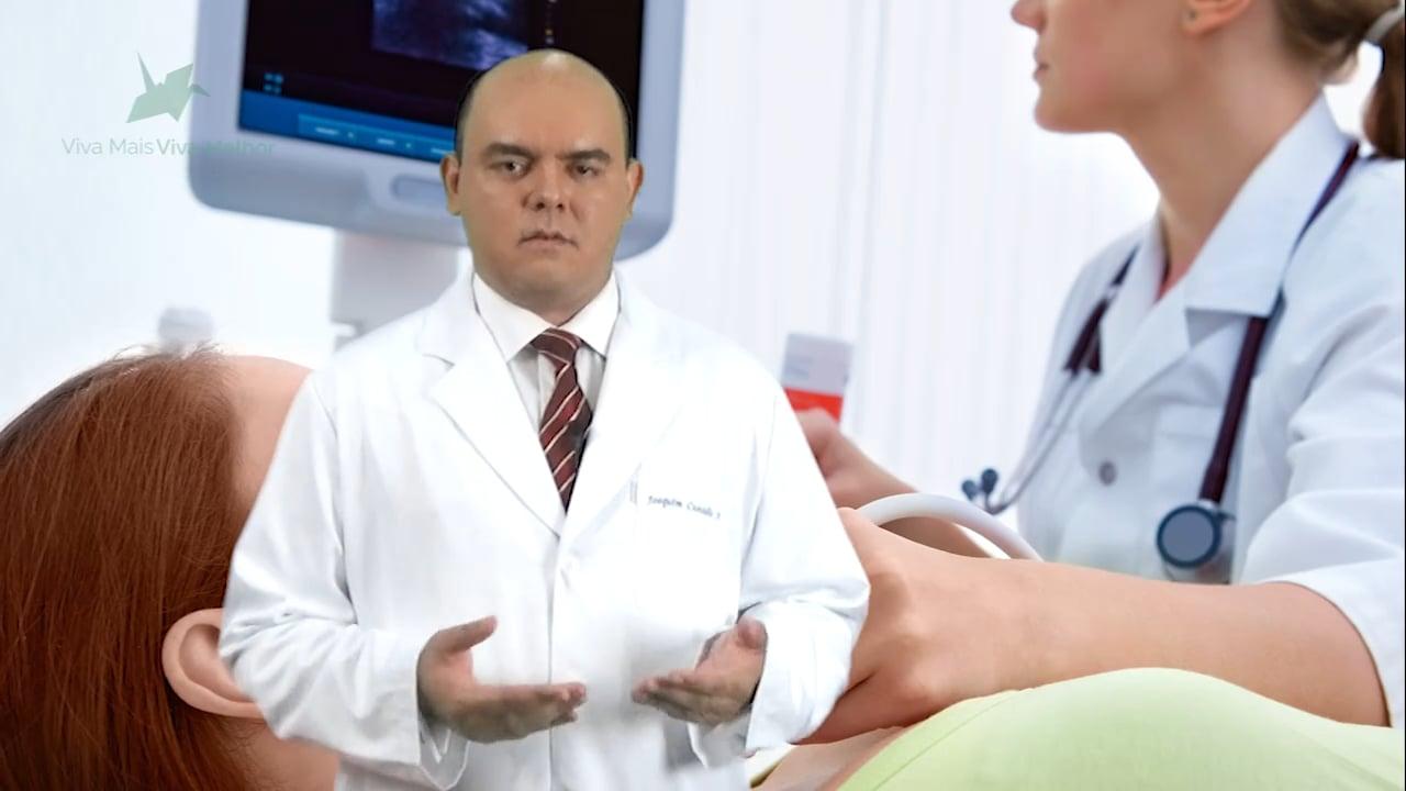 Fiz ultrassonografia e foi identificado um nódulo na tireoide. Devo me preocupar?