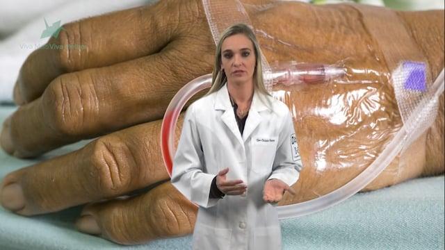 Há necessidade de utilização do meio de contaste venoso para realizar o exame de ressonância magnética quando se deseja avaliar sistema musculoesquelético?