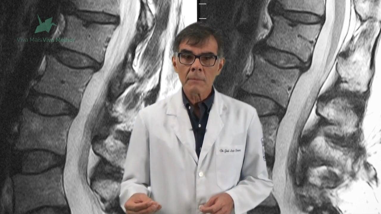 No caso da dor de coluna, qual a vantagem da ressonância magnética com relação ao raio X ou a tomografia?