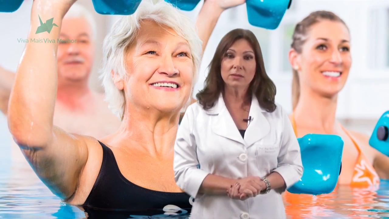 Pessoas com artrite deveriam praticar exercícios físicos?