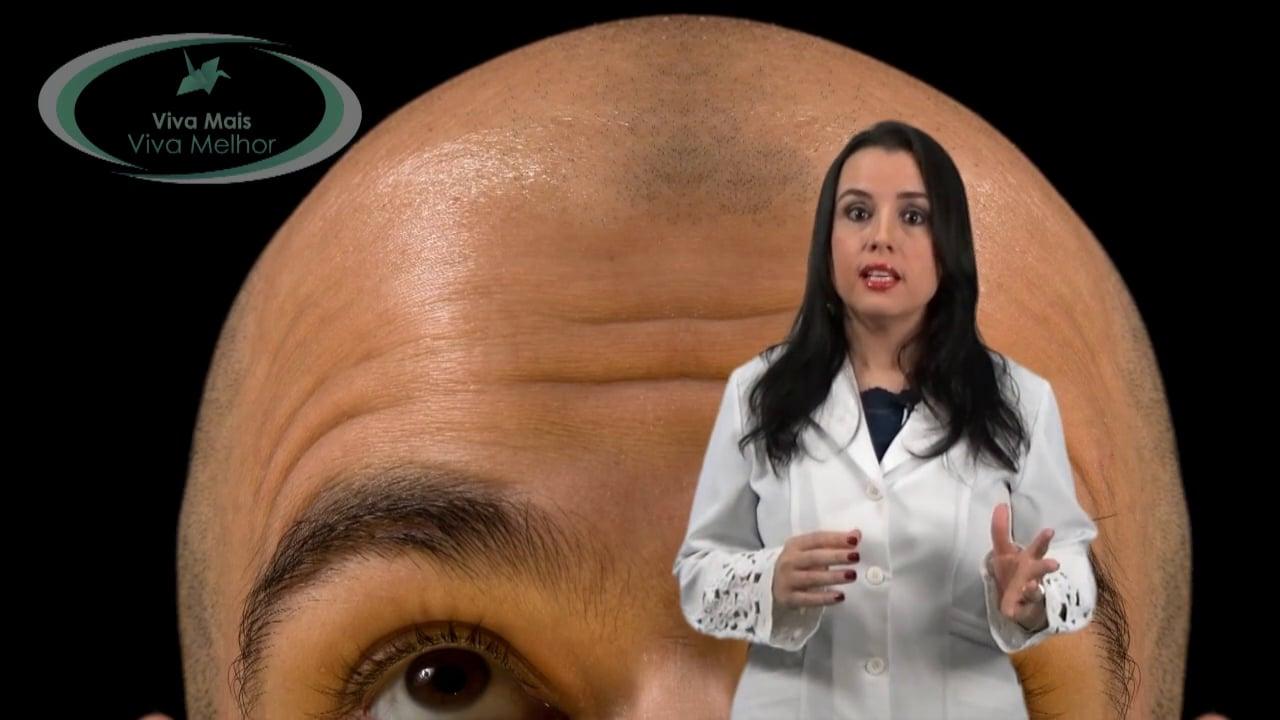 Quais as principais causas de queda de cabelo?