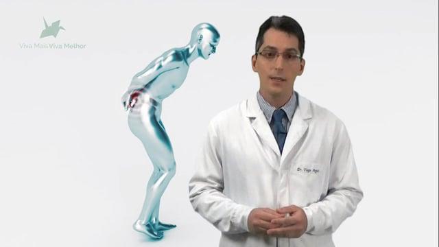 Quais os principais sintomas de quem desenvolve a estenose lombar?