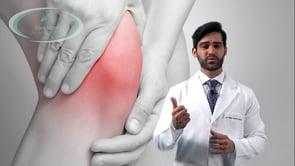Quais os sintomas da lesão do LCA?
