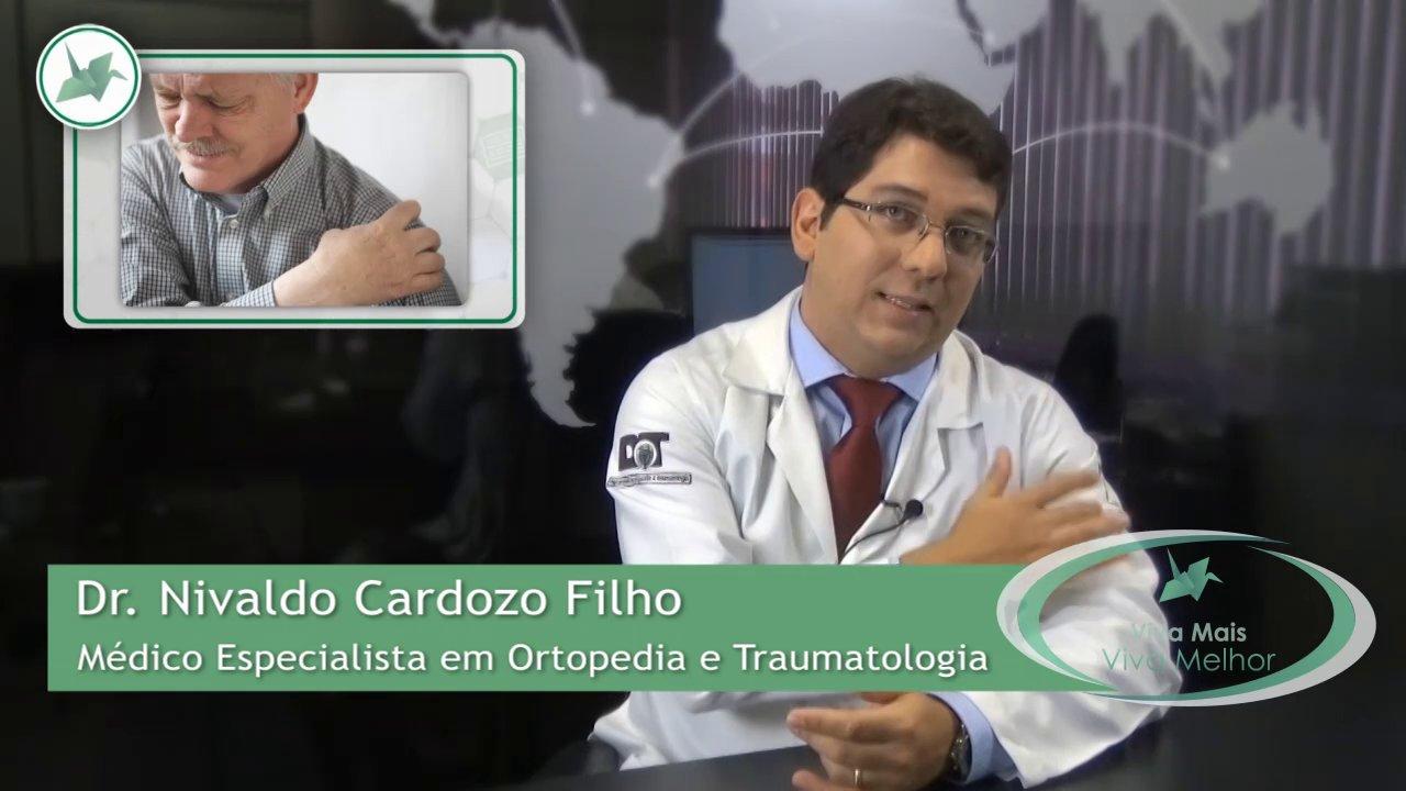 Quais são os sintomas da Tendinopatia do Ombro?