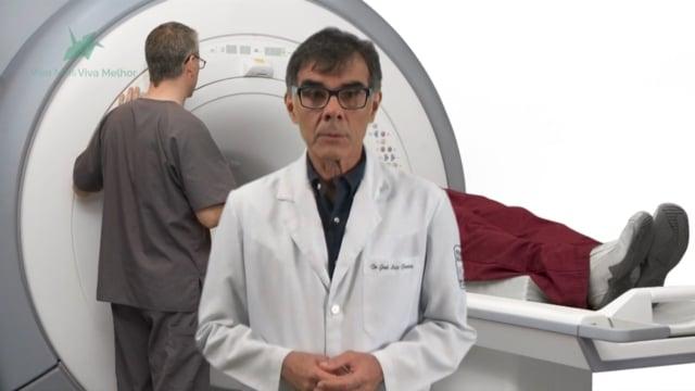 Qual a diferença da ressonância magnética para estes outros exames, doutor?