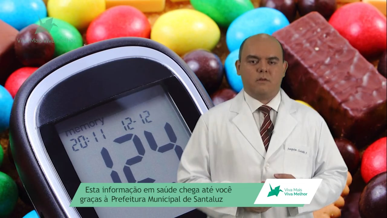 Vídeo Completo – Série Diabetes