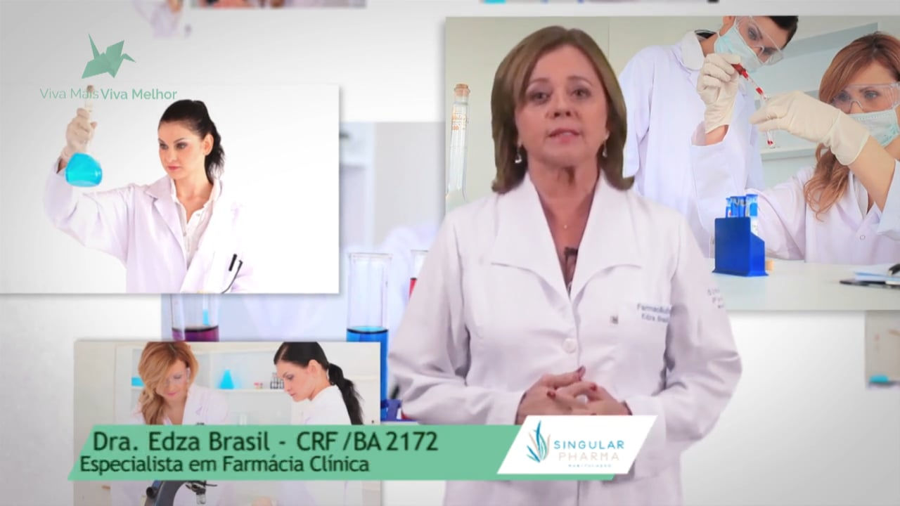Vídeo Completo – Série Farmácia de Manipulação